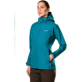 Berghaus Paclite 2.0 Shell Jacket Women Tahitian Tide